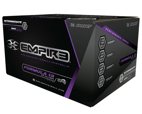 Empire Formula 13 Paintballs - 500 Rounds