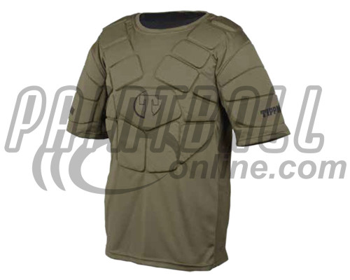 Tippmann Short Sleeve Padded Chest Protector