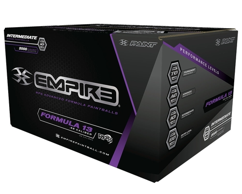 Empire Formula 13 Paintballs - 2,000 Rounds