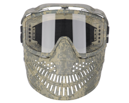 JT Paintball Elite Raptor Mask - Camo