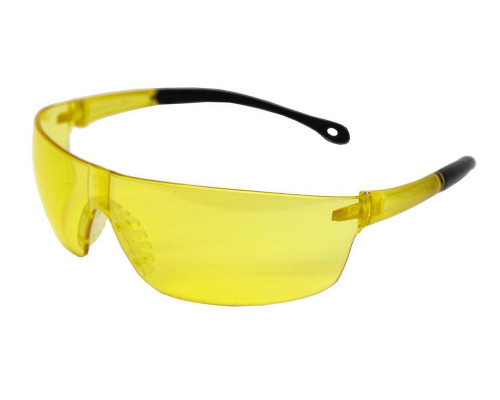 Starlite Multi-Purpose Squared Safety Glasses - Yellow