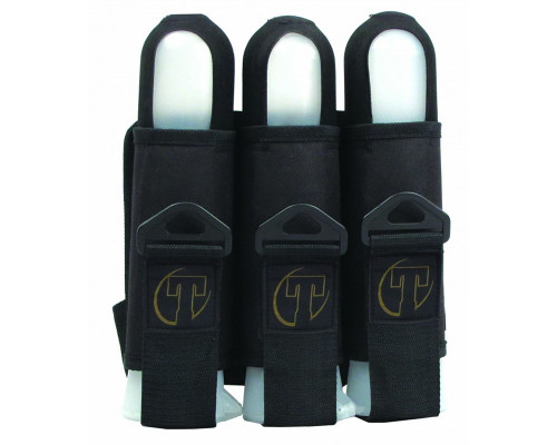 Tippmann Paintball Harness - 3 Pod Sport (Black)