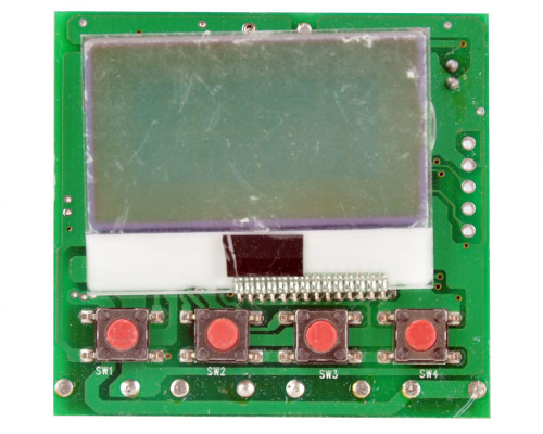 Halo TSA Replacement Part - LCD Circuit Board