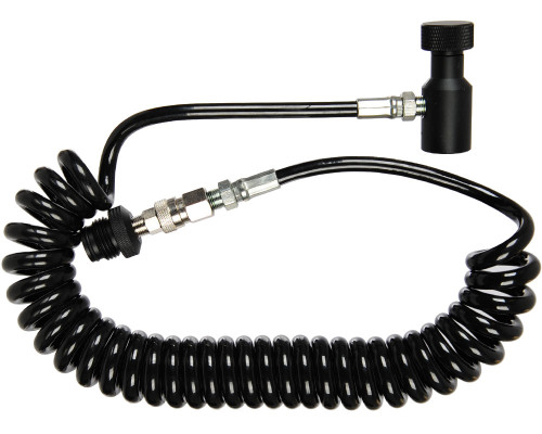 CMI Paintball On/Off Coiled Remote Line