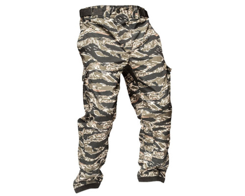 Valken V-TAC Echo Paintball Pants - Tigerstripe