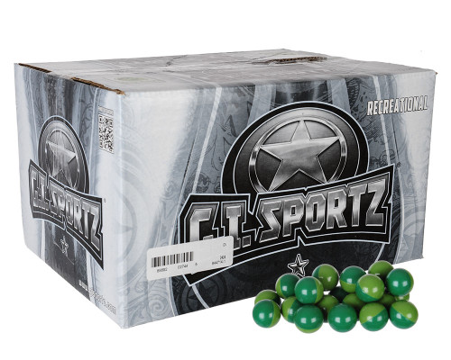GI Sportz 1-Star Paintballs - 100 Rounds