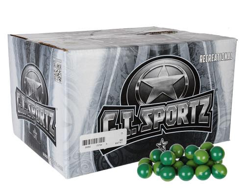 GI Sportz 1-Star Paintballs - 100 Rounds