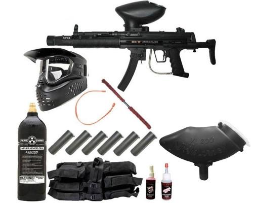 BT Delta Elite Tactical Paintball Gun MEGA Set