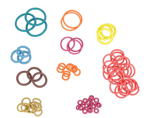 Paintball Online (3x) O-Ring Marker Rebuild Kit - Colored