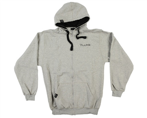 DLX Technologies Hooded Zip-Up Sweatshirt - Logo