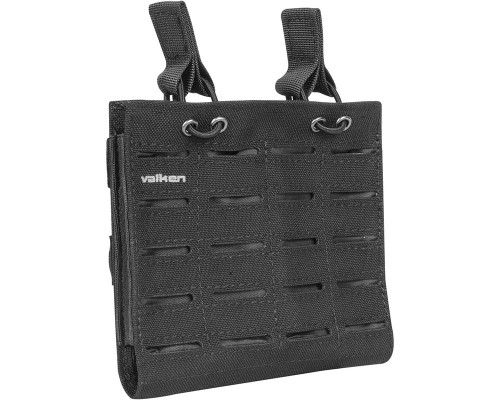 Valken Tactical Multi Rifle Airsoft Magazine Pouch LC - Double