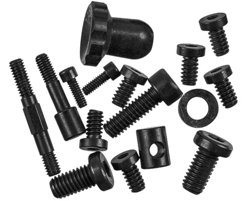 Field One Replacement Parts Kit - Blackout Screw Kit (11701170) - Force