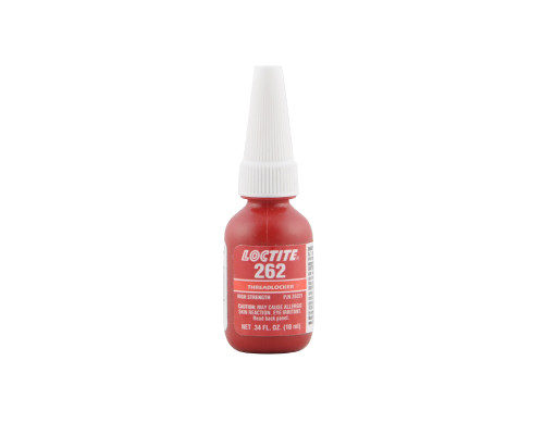 Loctite Liquid Thread Lock - Type 262 (Permanent Strength) - 10mL