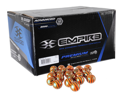 Empire El Tigre Paintballs - 100 Rounds
