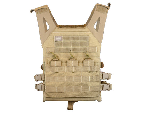 Valken Tactical Airsoft Adjustable Plate Carrier II