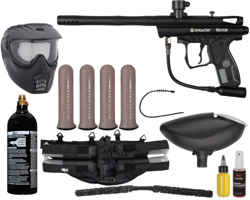 Kingman Gun Package Kit - Spyder Victor - Mega Set