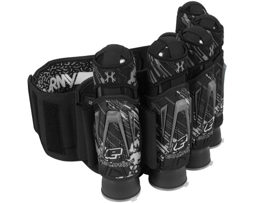 Planet Eclipse HK Army Zero G Pod Pack/Harness (5+4) - Rain