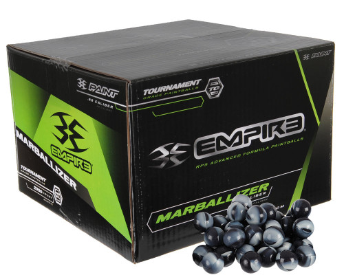 Empire Field Marballizer Paintballs - 500 Rounds