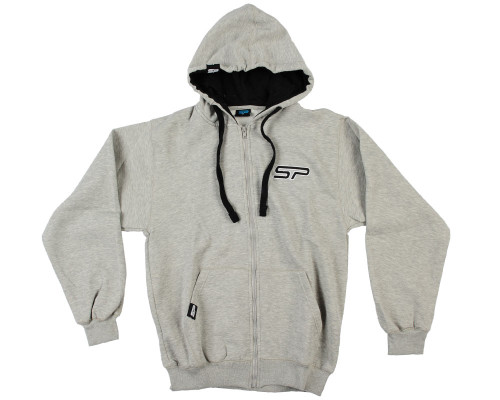 SP Hooded Zip-Up Sweatshirt - Logo