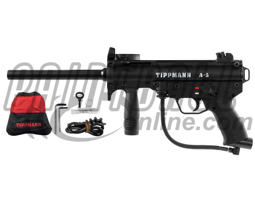 Tippmann A5 Paintball Gun - with Response Trigger