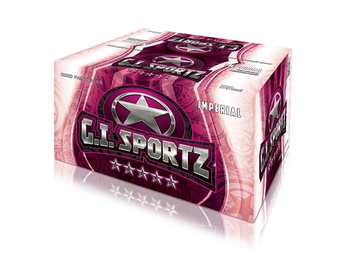 GI Sportz 5-Star Paintballs - 500 Rounds
