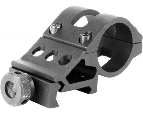 Warrior Offset Flashilght Weaver Mount - 45 Degree