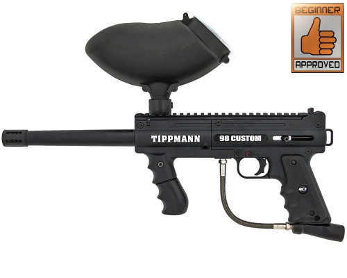 Tippmann 98 Custom ACT Paintball Gun - Semiauto