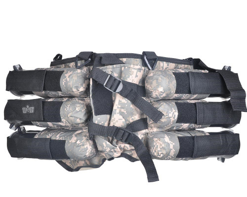 Gen X Global Horizontal Paintball Pod Pack - 6+1