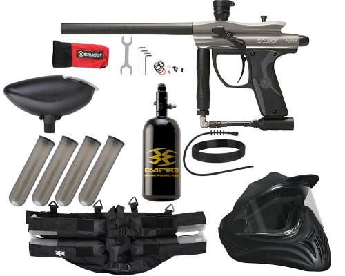 Legendary Paintball Gun Package Kit - Kingman Spyder Fenix