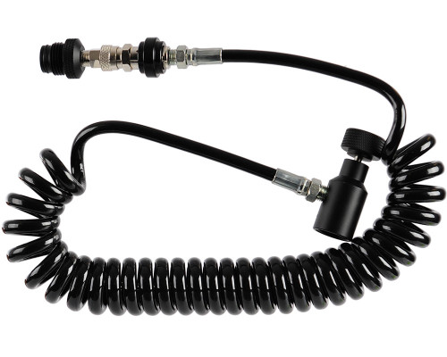 CORE Deluxe Coiled Remote with Slide Check
