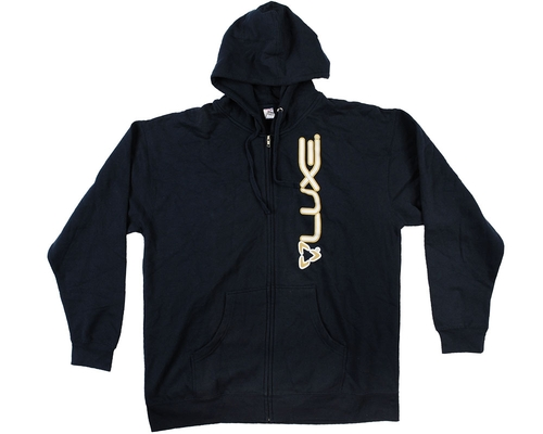 DLX Technologies Hooded Zip Up Sweatshirt