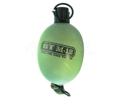 BT M12 Paint Grenade - 12 oz Yellow Fill