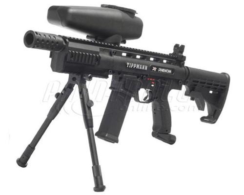 CORE Tippmann X7 Phenom Heavy Gunner Paintball Marker Package