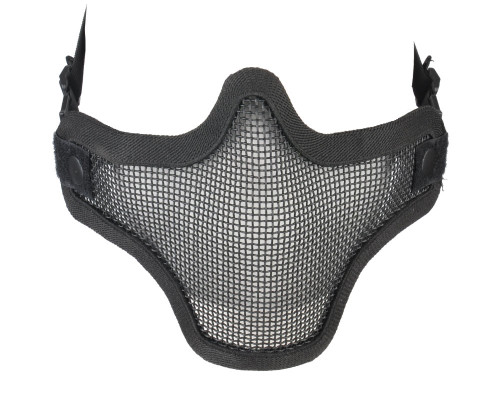Lower Half Face 2G Mesh Airsoft Masks