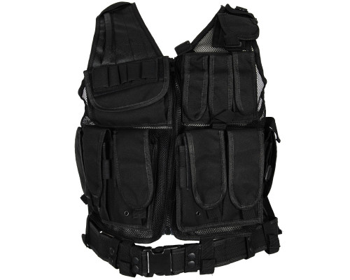 Defcon Gear 600 Denier Tactical Paintball Vest
