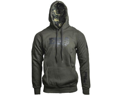Enola Gaye Hooded Pull Over Sweatshirt - Jubilex