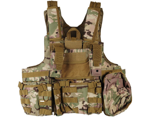 Defcon Gear 900 Denier Tactical Paintball Vest