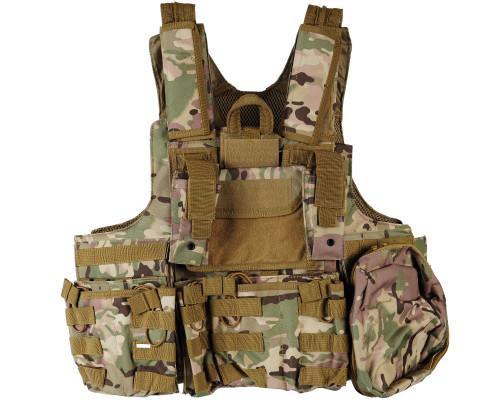 Defcon Gear 900 Denier Tactical Paintball Vest
