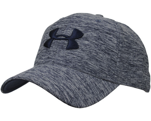 Under Armour Stretch Fit Hat - Twist Tech Closer Black