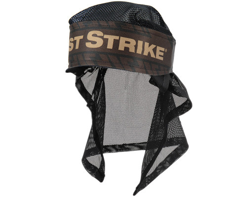 First Strike Head Wrap w/Mesh Netting