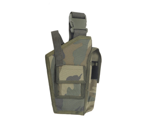 Special Ops Pistol Right Hand Holster - Eliminator