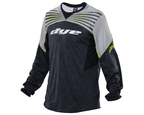 Dye 2013 UL Ultralite Paintball Jersey - Navy/Light Grey
