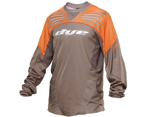 Dye 2013 UL Ultralite Paintball Jersey - Dust Orange