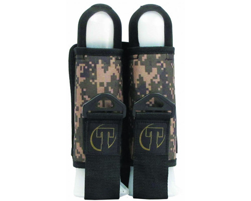 Tippmann Paintball Harness - 2 Pod Sport Series (Camo)