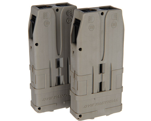 Planet Eclipse EMEK MG100 10 Round Magazine By Dye - 2 Pack