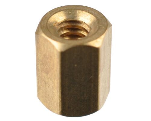 Empire BT TM-7 Replacement Part #17673 - Hex Brass (6-32 Internal Threads)