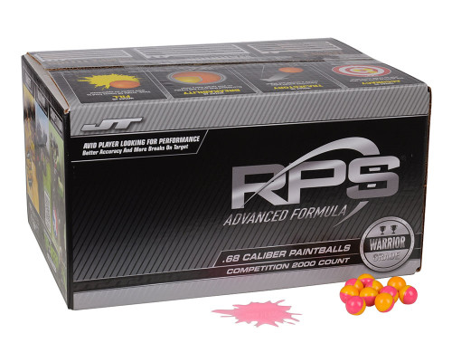 JT Competition Paintballs - 1000 Rounds