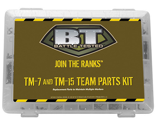 Empire BT TM-7/TM-15 Replacement Part #17798 - Team Parts Kit