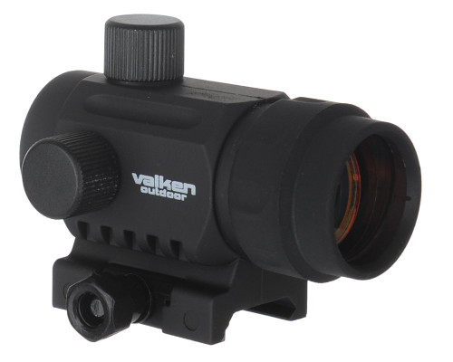 Valken Mini Red Dot Sight - Black (73780)