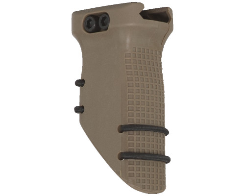 Valken Tactical Airsoft Part #73407 - VSG Vertical Foregrip (Tan)
